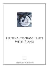 Flute/Alto/Bass Flute with Piano