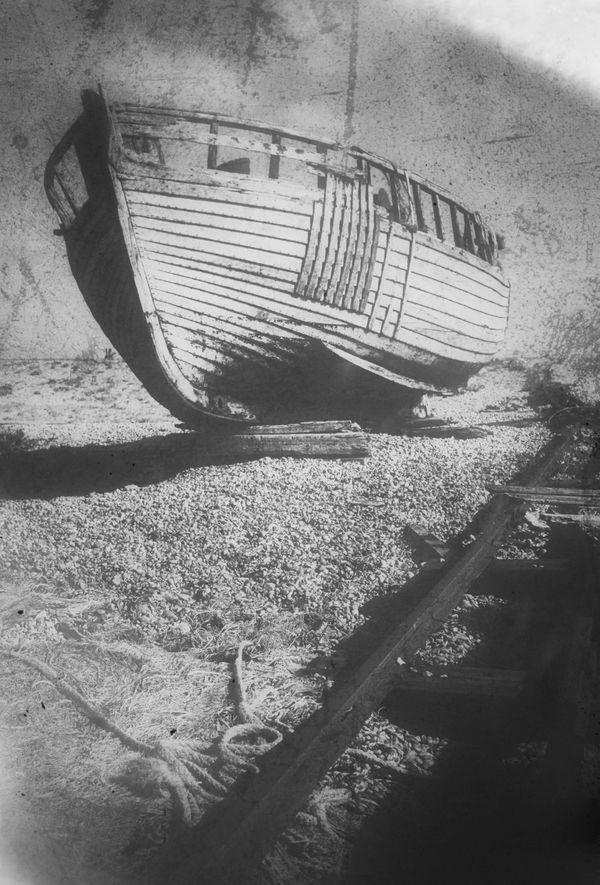 Boat @ Dungerness