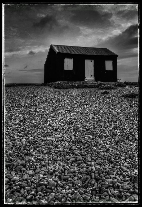 Shed at Dungerness