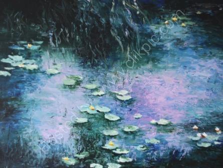 My Monet -SOLD