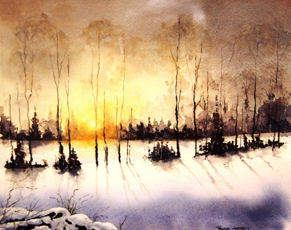 Winters Sun