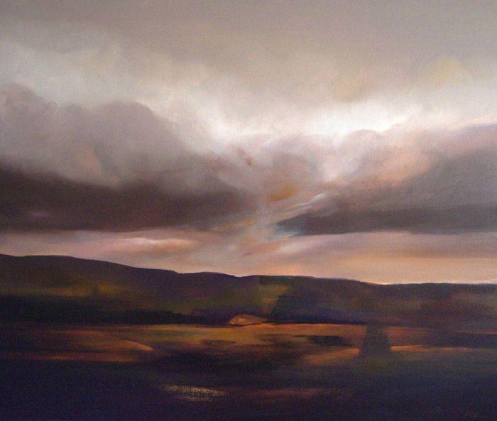Summer storm Highlands
