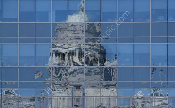 State House Reflection