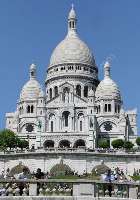Basilique du Sacré-Cœur, Paris