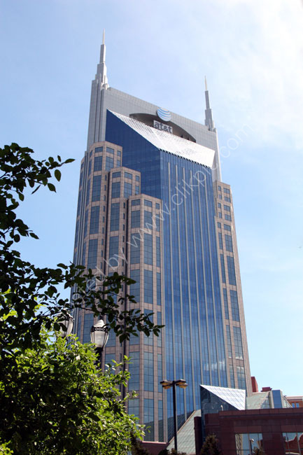 The 'Batman' Building