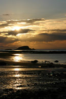 North Berwick Sunset 3