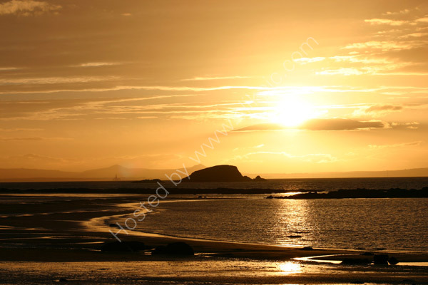 North Berwick Sunset 5
