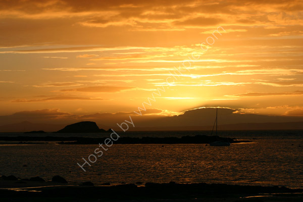 North Berwick Sunset 6