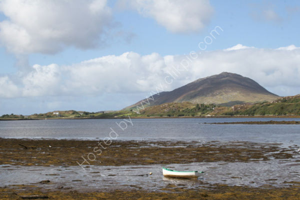 Loch Corrib, Connemara