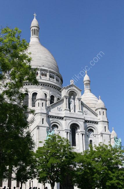 Basilique du Sacré-Cœur, Paris (2)
