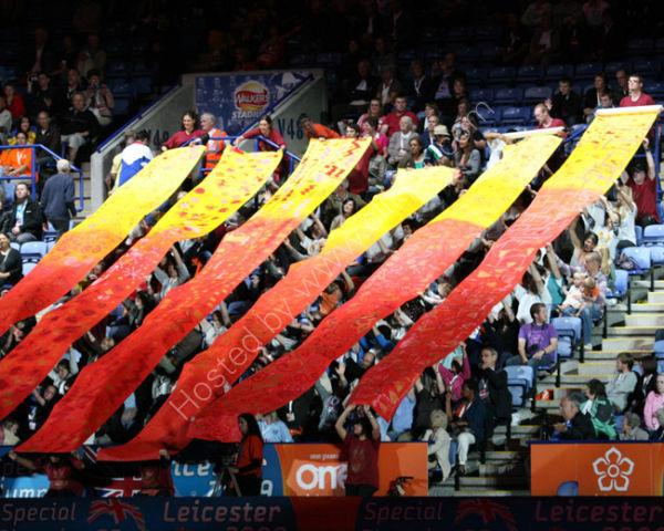 Special Olympics Ribbons