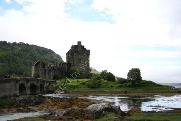Eilean Donan Castle, Lochalsh, Western Highlands