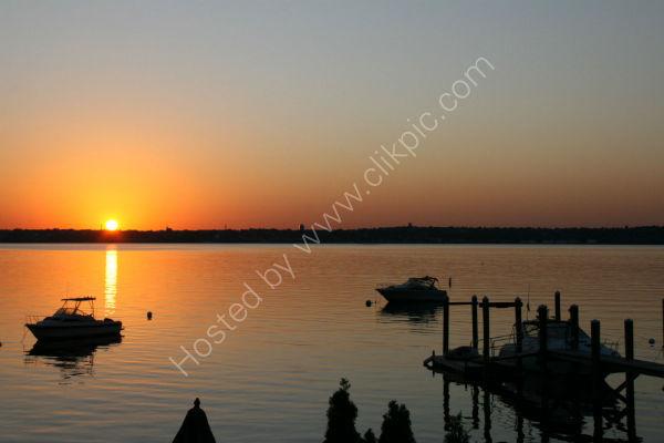 Sunrise over Mount Hope Bay (2)