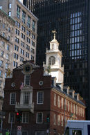 Old State House, Boston, USA