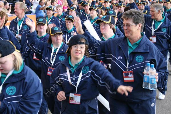 Parade of Athletes 2