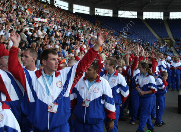 Parade of Athletes 7 East Midlands