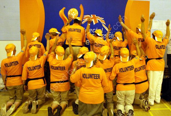Volunteers - 11 (Table Tennis)