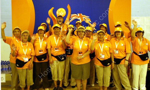 Volunteers - 10 (Table Tennis)