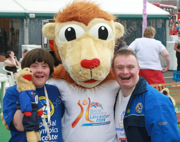 'Solly' with Athletes from Northern Region