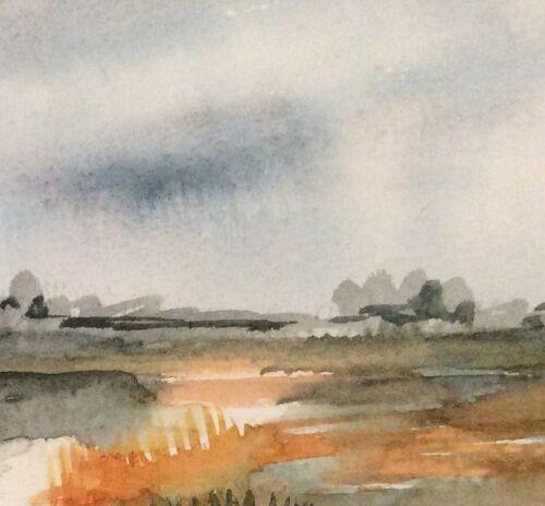 Watercolour zoom Class - Landscapes