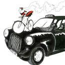 Bike versus Taxi