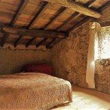 """Bedroom in rustic """"Casina"""""""