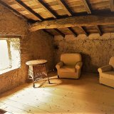 """Upstairs room in """"Casina"""""""