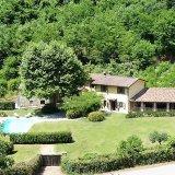 Villafontanella from the hillside
