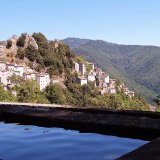 The fascinating hillside village of Lucchio, near Bagni di Lucca