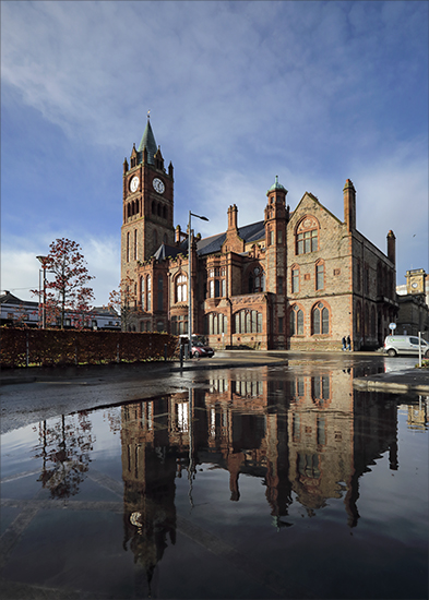 The Guildhall, Londonderry