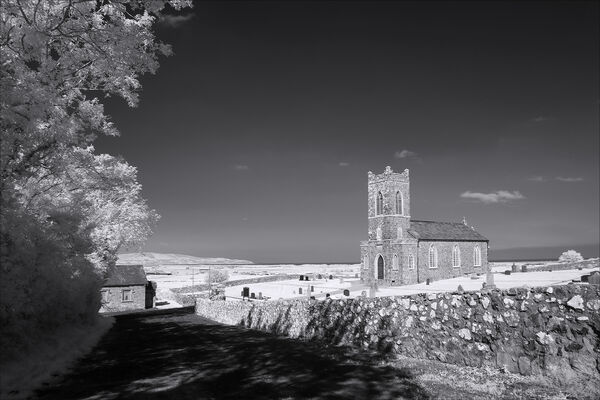 Tamlaghtard Church