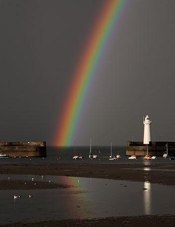 Donaghadee Rainbow