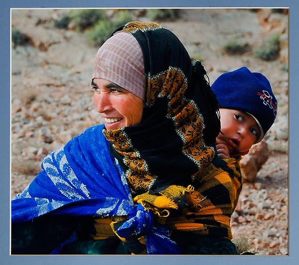 """Berber Cave Dwellers"""