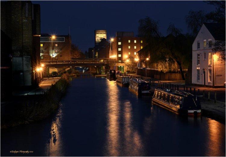 Chester Canal - John Hallard
