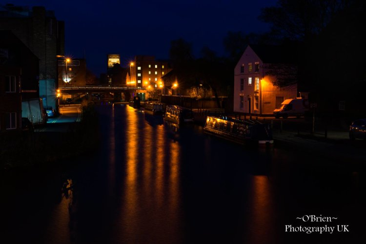 Chester Canal - Dave O'Brien