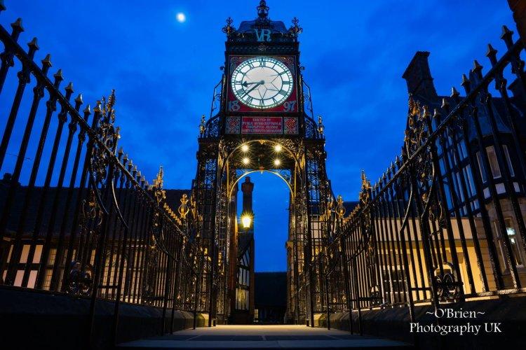Chester Clocktower - Dave O'Brien
