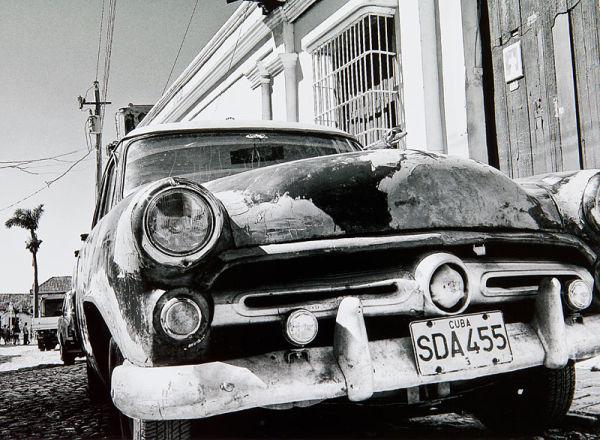 """""""Cuban Car"""""""
