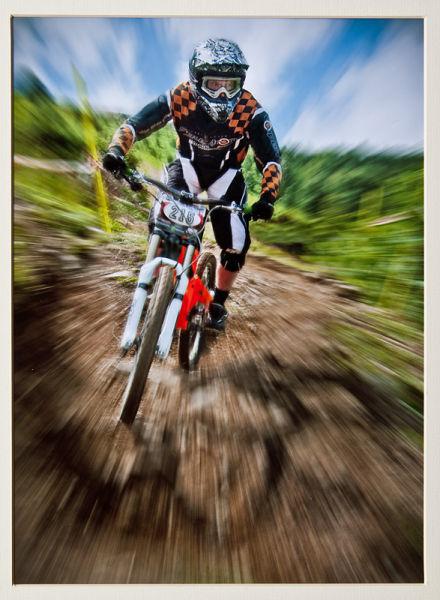 """Downhill Racer"""