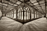 """Durham Cathedral Cloister"""