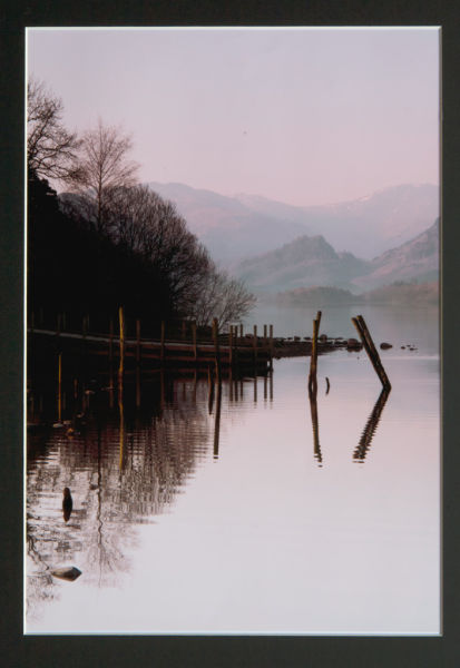 """Early Morning at Derwentwater"""