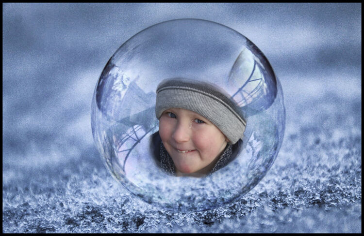 """""""I'm in Your Bubble"""""""