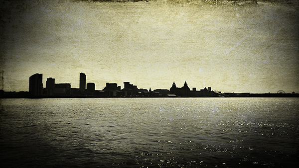"""""""Liverpool Waterfront"""""""