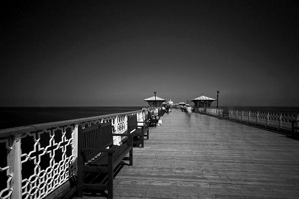 """Llandudno Pier"""