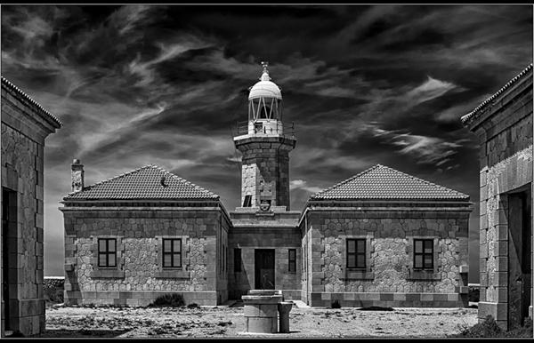 """Menorcan Lighthouse"""