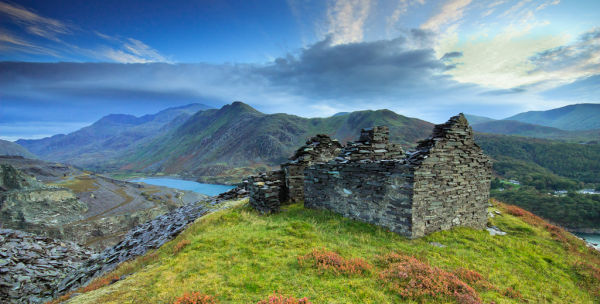 """Miners Cottage Snowdonia"""