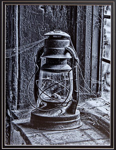 """Old Storm Lantern"""