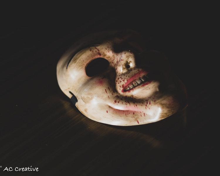 Hallowe'en Mask