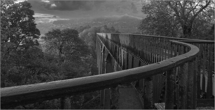 """'Pontcysyllte Aquaduct"""""""
