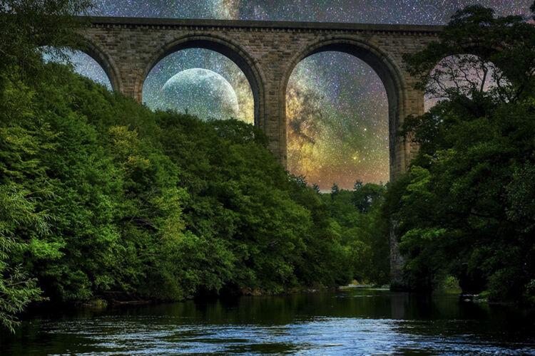"""""""Pontycysyllte Aqueduct"""""""