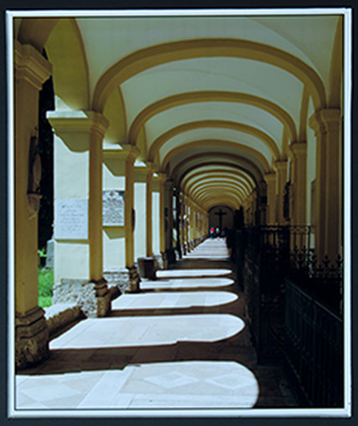 """Quiet Cloisters Salzsburg"""